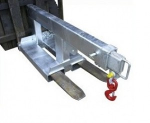 Forklift Attachment Jib