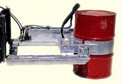 Forklift Attachment Drumlifter